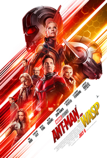 Antman & the Wasp