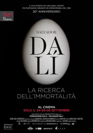 Salvador Dalì – La ricerca dell'immortalità