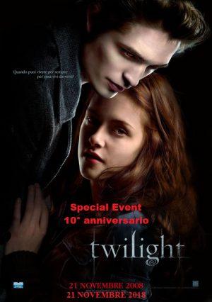 Twilight  – Anniversario 10° Anno –