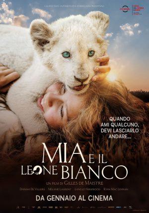 Mia e il Leone Bianco