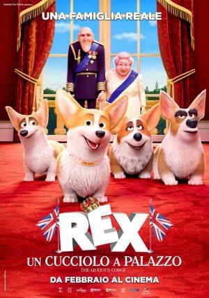 Rex – Un Cucciolo a Palazzo