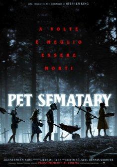 Pet Sematary    (vm 14 anni)