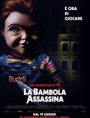 La Bambola Assassina – Vm 14 anni