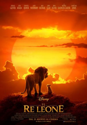 The Lion King – Original version with italian subtitles