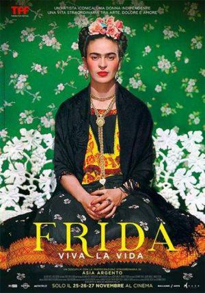 Frida. Viva la vida