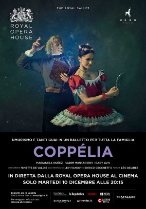 The Royal Ballet – Coppelia
