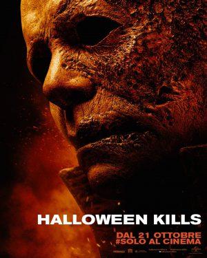 Halloween Kills      (Vm 14 anni)